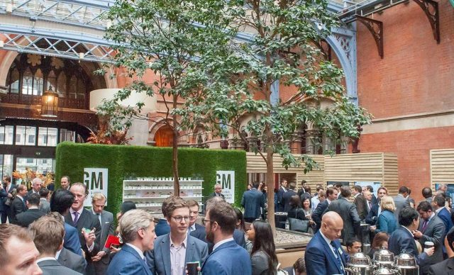 cib_Influential thinkers gather to discuss the future of the markets