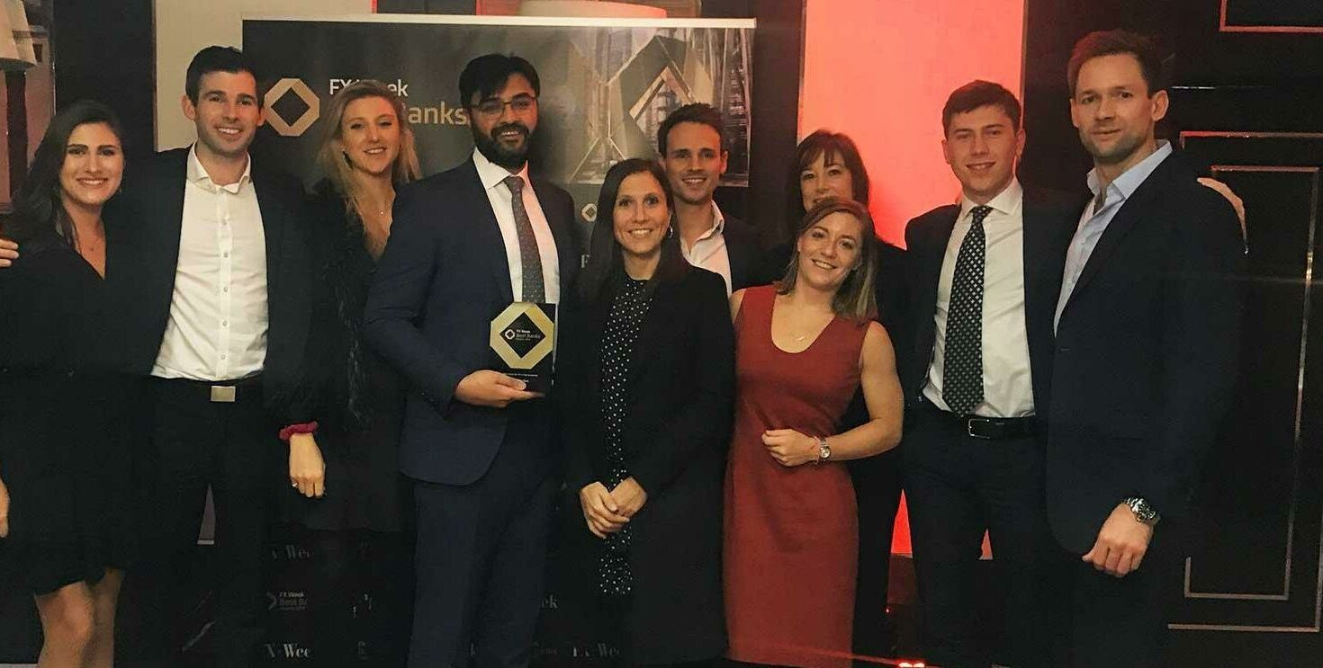 cib_Recognised by clients: BNP Paribas wins FX Week's Best Bank for FX in the Eurozone