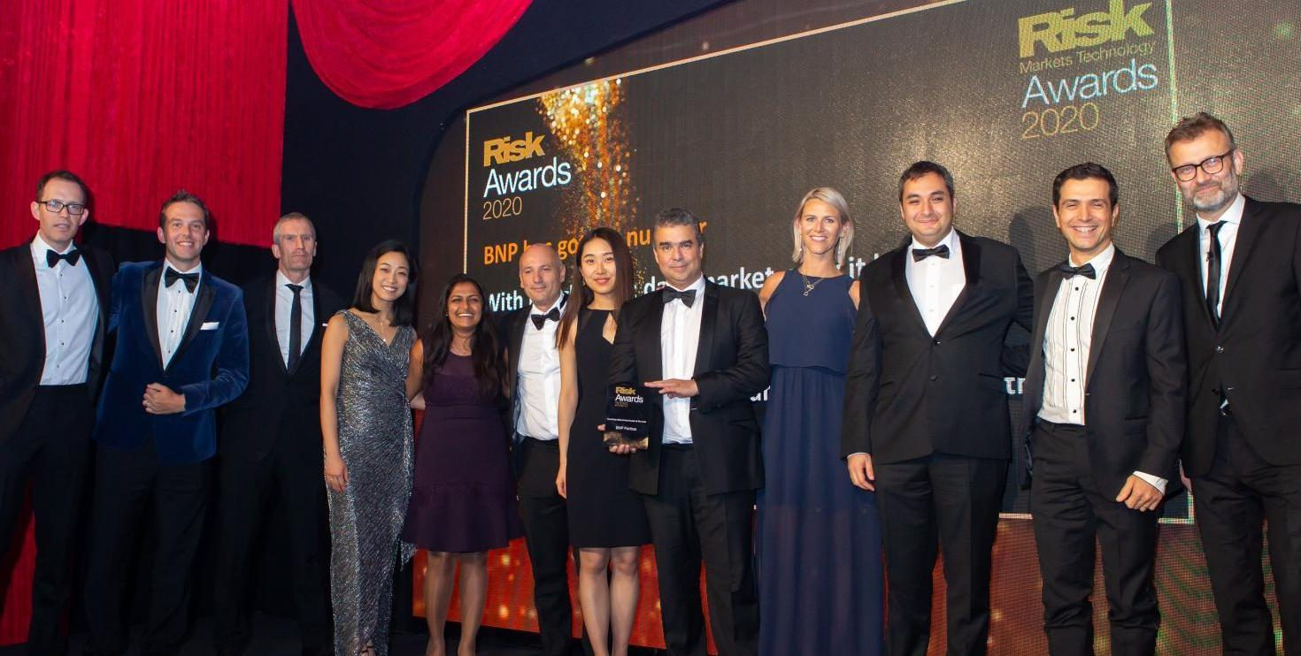 cib_BNP Paribas wins Risk Awards' Currency Derivatives House of the Year